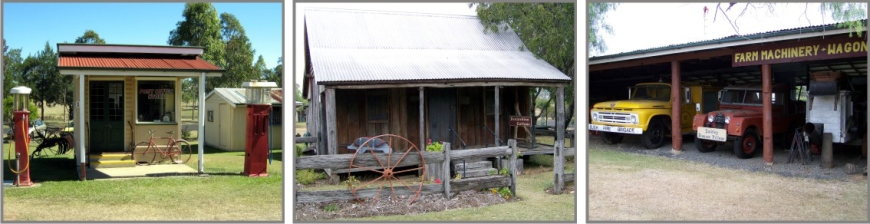 Pioneer Village (photos from website)